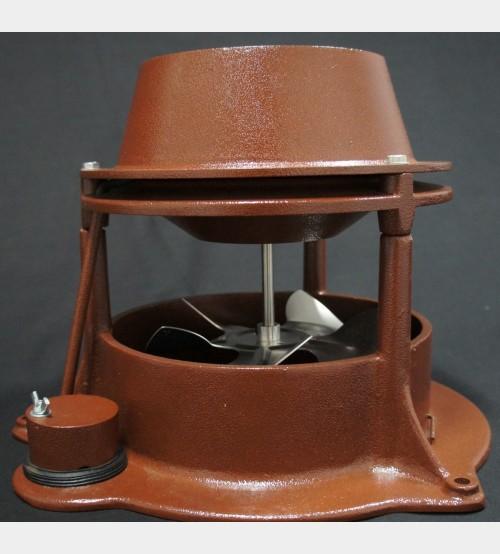 Super R Electric Fan Chimney Cowl